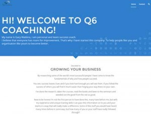 Q6Coaching Website